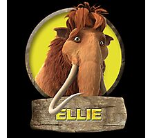 Ellie Ice Age Collision Course  Photographic Print