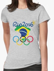 Olympic rio 2016 !!!!!!!!!!! Womens Fitted T-Shirt