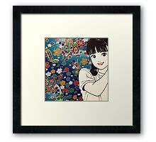 Architecture in Tokyo Framed Print