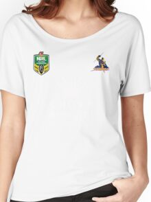 NRL Telstra Premiership Melbourne STORM 2016 Women's Relaxed Fit T-Shirt