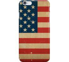 US Flage VINTAGE iPhone Case/Skin