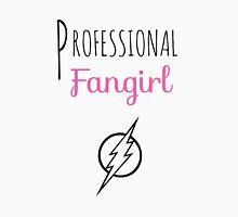 Professional Fangirl - The Flash Unisex T-Shirt