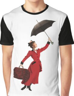 Mary Poppins Graphic T-Shirt