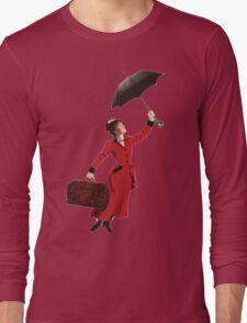 Mary Poppins Long Sleeve T-Shirt