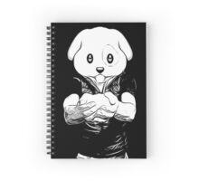 Dog Boy Spiral Notebook