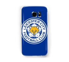 Leicester City FC # Intenational Champion Cup Samsung Galaxy Case/Skin