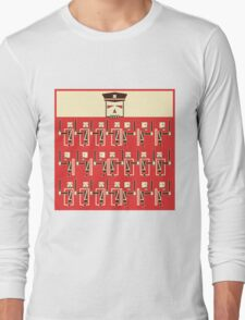 central forces, training day Long Sleeve T-Shirt