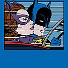 In The Batmobile by drsimonbutler