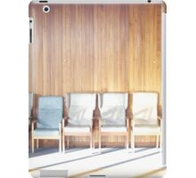 Chairs iPad Case/Skin