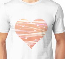 White Peach  Unisex T-Shirt