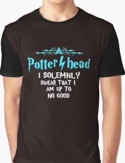 Potterhead. I Solemnly Swear... Graphic T-Shirt