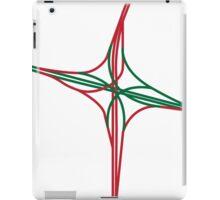 i-25/e-470 interchange iPad Case/Skin