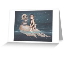 Loch and Ness Greeting Card