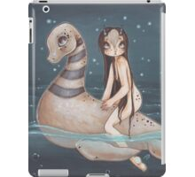 Loch and Ness iPad Case/Skin