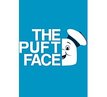 The Puft Face Photographic Print