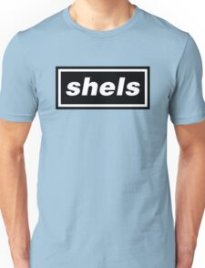 SHELS (OASIS) - PRINT Unisex T-Shirt