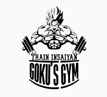 Train Insaiyan - Goku's Gym Unisex T-Shirt