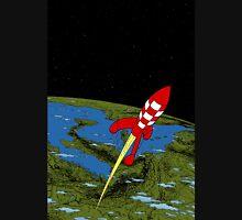 Tintin Rocket Unisex T-Shirt