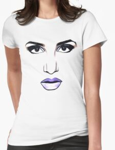 Face It Womens Fitted T-Shirt