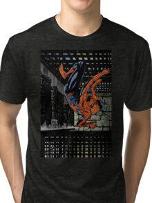 Spiderman Tri-blend T-Shirt