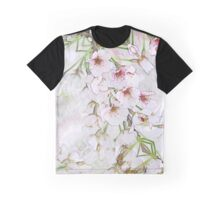 Cherry blossoms in the orchard Graphic T-Shirt