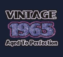 Vintage 1965 – Aged To Perfection One Piece - Long Sleeve
