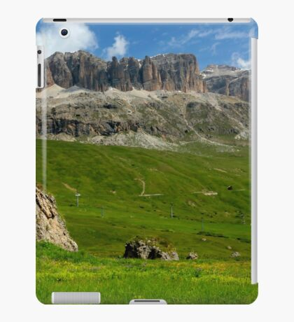 Pordoi Pass iPad Case/Skin