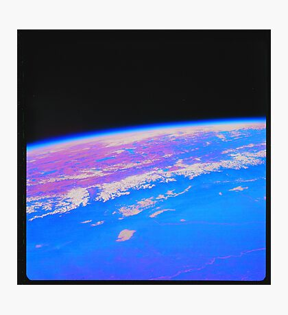 Pale Pink Dot Photographic Print