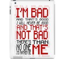 Bad Anon - Wreck-it Ralph iPad Case/Skin