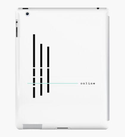 online iPad Case/Skin