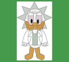 Rick Duck Baby Tee