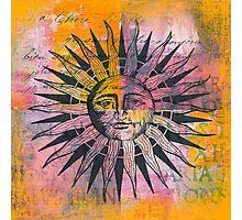 Ancient Sun Photographic Print