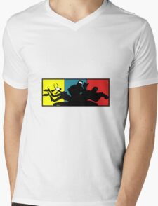 SGC2C Mens V-Neck T-Shirt