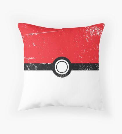 Poke´ball  Throw Pillow