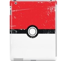 Poke´ball  iPad Case/Skin
