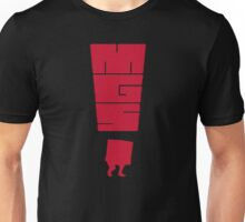 -METAL GEAR SOLID- MGS Exclamation Mark Unisex T-Shirt