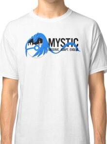 Team Mystic Toronto [1] [black text] Classic T-Shirt