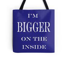 Bigger on the Inside Tote Bag
