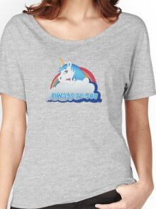 Central Intelligence - Unicorn (Not Faded) Women's Relaxed Fit T-Shirt