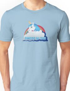Central Intelligence - Unicorn (Not Faded) Unisex T-Shirt