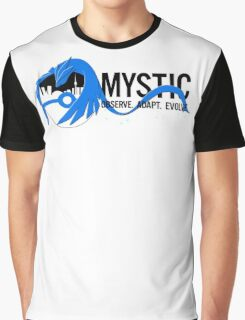 Team Mystic Toronto [1] [black text] Graphic T-Shirt