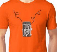 Retro Rolleiflex Design Unisex T-Shirt