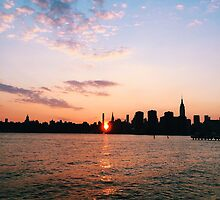 Manhattanhenge by mar78me