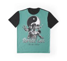 Be like water for lights Graphic T-Shirt