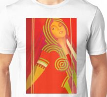 Soviet beauty Unisex T-Shirt