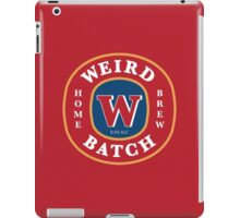 Weird Batch Home Brew iPad Case/Skin