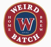 Weird Batch Home Brew Kids Tee
