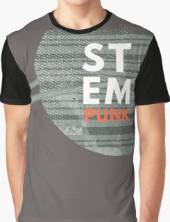 STEMpunk Saturn Graphic T-Shirt