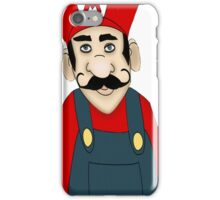 Brother, Mario iPhone Case/Skin