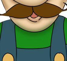 Brother, Luigi Sticker